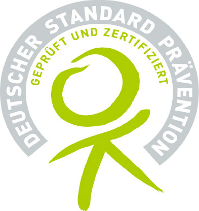 Deutscher Standard Praevention Zertifikat Logo